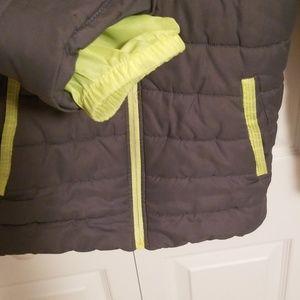 Carter's Jackets & Coats - Carter's Winter Gray Coat